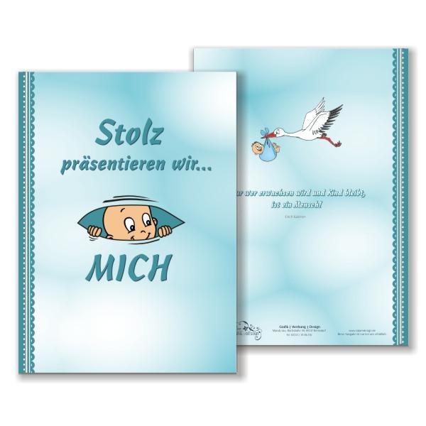 Babytagebuch für Jungen